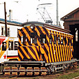 函館市交通局(函館市電) 排1形 排2 除雪用 ササラ電車