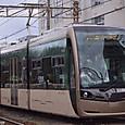 阪堺電気軌道 1001形 *堺トラム01F 茶ちゃ