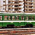 阪堺電気軌道 モ205形改 246 標準色塗装