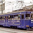 阪堺電気軌道 モ301形 304 広告塗装 もとモ176