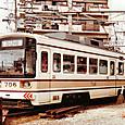 阪堺電気軌道 モ701形 706 *オリジナル塗装
