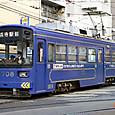 阪堺電気軌道 モ701形 708 レトロ塗装