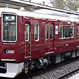 阪急電鉄 新1000系 00F⑧ 1100 神戸線用
