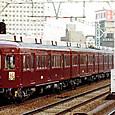 阪急電鉄 京都線 1300系冷房改造車 1303F⑦ 1306 北千里→梅田行き