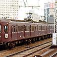 阪急電鉄 京都線 1600系 1602F⑥ 1656 北千里→梅田行き