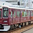 阪急京都線 1300系8連_1300F① 1300形 1300 Tc