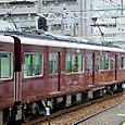 阪急京都線 1300系8連_1300F② 1800形 1800 M