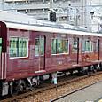阪急京都線 1300系8連_1300F⑤ 1450形 1450 T