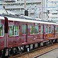 阪急京都線 1300系8連_1300F⑥ 1850形 1850 M