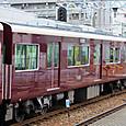 阪急京都線 1300系8連_1300F⑦ 1950形 1950 M'