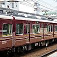 阪急京都線 1300系8連_1301F② 1800形 1801 M
