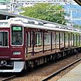*阪急京都線 1300系8連_1301F 1401
