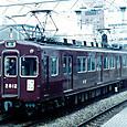阪急電鉄 京都線 2800系 2812F① 2812 河原町行き