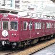 阪急神戸線 3000系8連_3082F① 3082 Tc