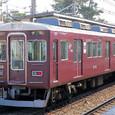 阪急神戸線 5000系リニューアル車8連_5000F⑧ 5050形 5050 Tc