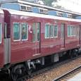 阪急神戸線 5000系リニューアル車8連_5001F④ 5550形 5551 T(もと5051 Tc)