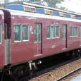 阪急神戸線 5000系リニューアル車8連_5006F⑦ 5570形 T 5587 (もと5100系T 5650形 5667)