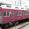 阪急神戸線 5000系リニューアル車8連_5008F③ 5570形 5588 T(もと5668;5100系のT)
