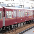 阪急宝塚線 6000系8連_6003F③ 6553 T