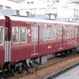 阪急宝塚線 6000系8連_6003F④ 6563 T