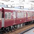 阪急宝塚線 6000系8連_6003F⑤ 6573 T