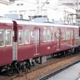 阪急宝塚線 6000系8連_6003F⑥ 6583 T