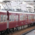 阪急宝塚線 6000系8連_6003F⑦ 6603 M