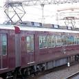 阪急京都線 6300系 リニューアル車(嵐山線用)4連 6353F② 6800形 6803