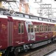 阪急京都線 6300系 *京とれいん 6354F④ 6800形 6814