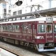 阪急京都線 6330系8連