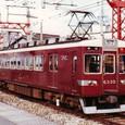 阪急京都線 6330系8連_6330F オリジナル車