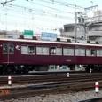 阪急京都線 6330系8連_6330F⑥ 6850形 6980 T