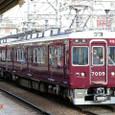 阪急神戸線 7000系増結用2連_7005F① 7005 Mc