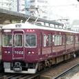 阪急神戸線 7000系8連_7022F① 7022 Mc
