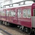 阪急神戸線 7000系8連_7022F③ 7676 T
