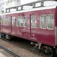 阪急神戸線 7000系8連_7022F④ 7762 T