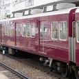 阪急神戸線 7000系8連_7022F⑥ 7666 T