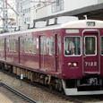阪急神戸線 7000系8連_7022F⑧ 7122 M'c