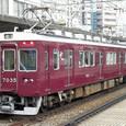 阪急神戸線 7000系増結用2連_7035F① 7035 Mc