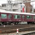 阪急京都線 9300系(1次形)8連_9300F③ 9870形 9870 T2