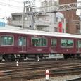 阪急京都線 9300系(1次形)8連_9300F④ 9870形 9880 T2
