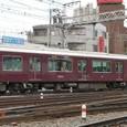 阪急京都線 9300系(1次形)8連_9300F⑥ 9850形 9860 T1