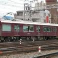 阪急京都線 9300系(1次形)8連_9300F⑦ 9800形 9800 M1