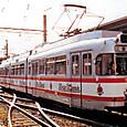 広島電鉄 宮島線直通用 70形 76F① 76A もとドルトムント市電