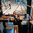 広島電鉄 市内線用 200形 238 *車内 (もとハノーバー市電 )