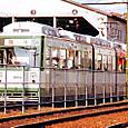 広島電鉄 宮島線直通用 3500形 01F② 3501B グリーンライナー