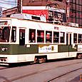 広島電鉄 700形 1次形 704 吊りかけ駆動車 1982年製
