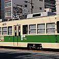 広島電鉄 700形 3次形 712 平行カルダン車 1985年製