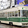 広島電鉄 700形 1次形 703 吊りかけ駆動車 1982年製