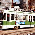 広島電鉄 800形 1次形 802 電機子チョッパ車 1983年製